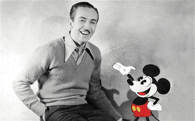 Image result for walt disney died at 65